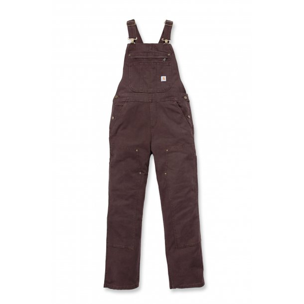 Crawford Double Front Bib Overall