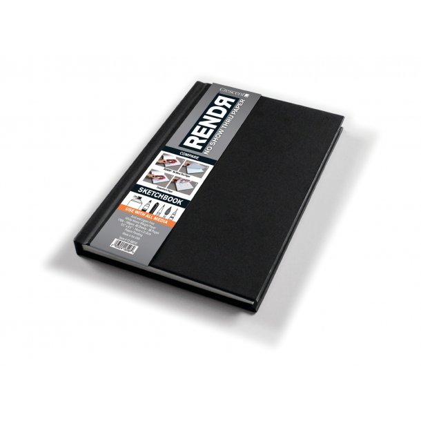RendR Hardcover Sketchbook